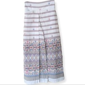 Linen Palazzo Trousers | NWOT | Thai